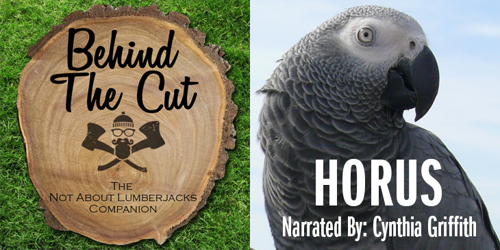 African Grey Parrot - Behind the Cut - Episode 4: Horus