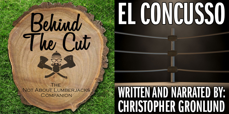 Corner of a wrestling ring - Behind the Cut – Episode 15: El Concusso