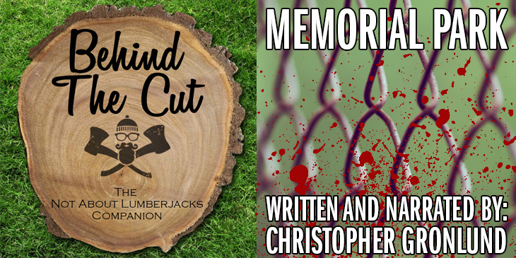 Chain link fence and blood - Behind the Cut – Episode 18: Memorial Park