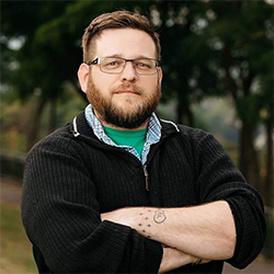 Michael Howie of the Defender Radio podcast.