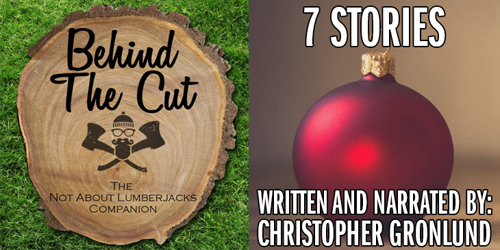 A red Christmas ornament -  Behind the Cut – Episode 20: 7 Stories